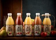 NZ Natural Juice products