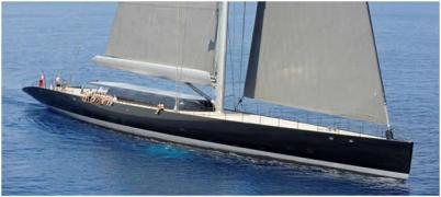 Southern Spars provides carbon fibre masts for high-performance yachts
